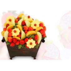 Rosh Hashanah Fruit Arrangement