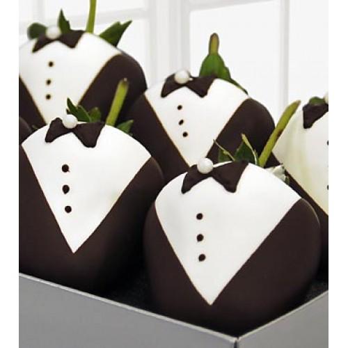 Tuxedo - Chocolate Covered Strawberries